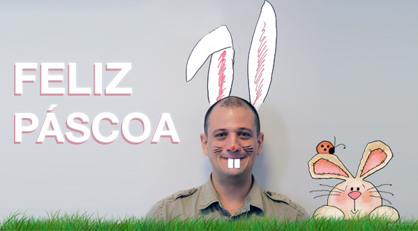 Bruno Juliani Deseja a todos uma Feliz Páscoa!